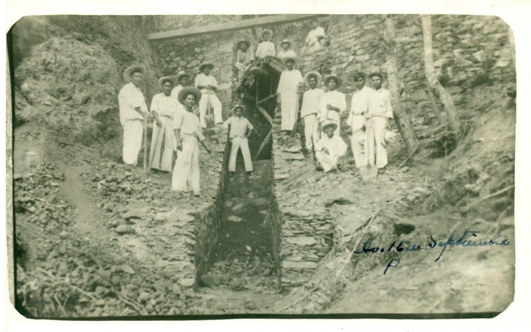 Av. 16 de Septiembre, Huautla de Jiménez, Oax., 22 de octubre de 1941.